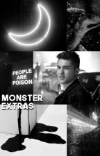 monster➴ escenas eliminadas by -ohmyraeken