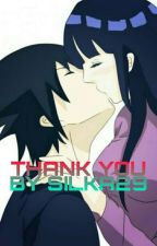 Thank You (SASUHINA) by silka29