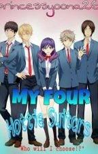 My four hottie suitors by princessyoona26
