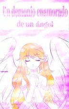 Un demonio enamorado de un angel...- Fred x Joy - #FNAFHSANGELSANDDEMONS #FNAFHS by Sodekage_Maling