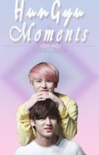 HunGyu Moments (MingyuxWoozi) by LaChicaMingyu