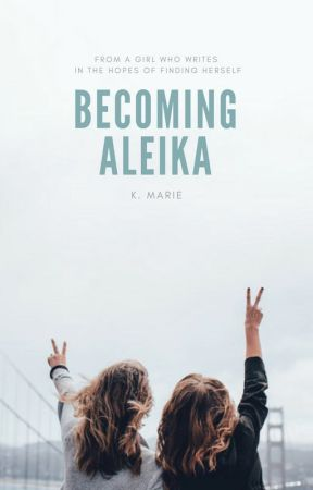 Becoming Aleika by TieDye27