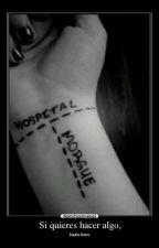 Frases Suicidas....  by Camungel