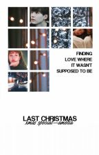 last christmas   yoongi xmas au by liastreets