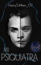Mi Psiquiatra.  H.S  #MYM2017 by HarryIsMinex_1D