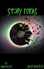 Random Story Ideas by DarkDisco7