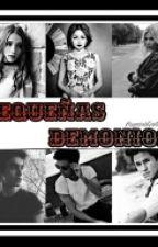 Pequeñas Demonios  (Ruggarol-Aguslina-Micheantina) by DallasxRuggarol