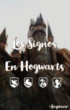 Signos ✒ Hogwarts by -Sagitario
