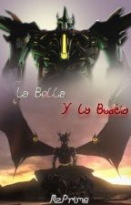 La Bella & La Bestia |Transformers| by MzPrime