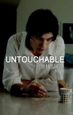 Untouchable by papigoalz