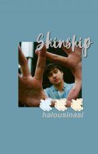 skinship -calum by halousinasi
