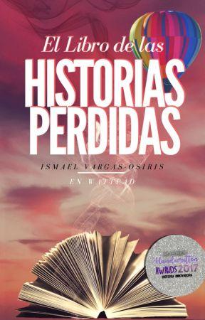 El Libro de las Historias Perdidas. // #HWAwards2017 by IsmaelVargasOsiris