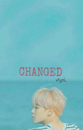 Changed  || Park Jimin || by vfyni_