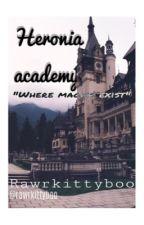 Heronia Academy by rawrkittyboo