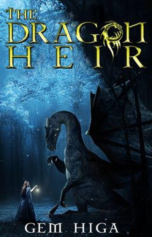 Dragon Heir [Book 1] [Watty Award Winner 2012] by pmpanda
