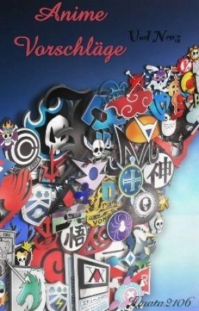 Anime vorschläge by Hinata2106