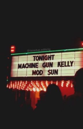 K'S GIRL. MACHINE GUN KELLY. UNFINISHED  by SOFTSLUTS