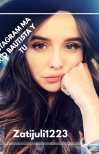 Instagram 2 ( MARIO BAUTISTA Y TU ) by zatijuli1223