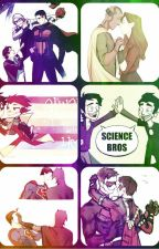 DC/Marvel Ships (And other fanfic really) by AsterousFangirl