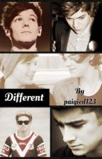 Different (Larry Stylinson) by paigied123