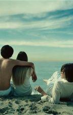Love Triangle (W.K & M.T) ✅  by jackriyns