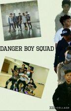 Danger Boy Squad by monserrat_bernal
