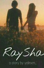 RaySha by yelinxm_