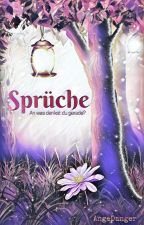 Sprüche  by a_girl_who_remembers