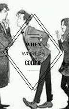 When World's Collide (A WhoLock Fanfic) by Roselees