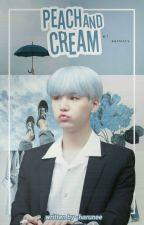 Peach and Cream 》 pjm+myg by -taewaii