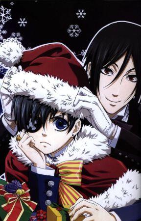 Navidad y Año nuevo Kuroshitsuji by Elizabet-Death