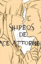 shipeos de ace attorney...:v by kardial