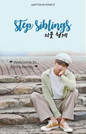 [ C ] Step Siblings ↬「Taehyung」 by eimieyz