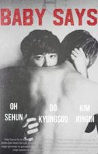 Baby Says (KaiSoo & SeSoo) by bowie94