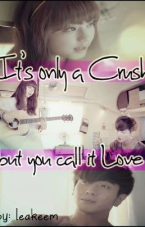 It's only a CRUSH but you call it LOVE (Revising) by leakeem