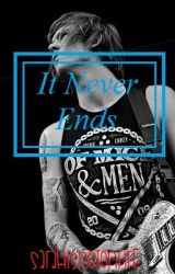 It Never Ends (Alan Ashby Fanfiction) by sarahisnotonfire