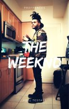 the weeknd imagines by xtargaryenxairesx