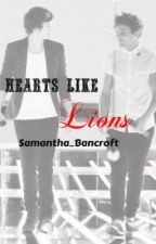 Hearts Like Lions Sequel to Blue Skies and Lullabies by Samantha_Petersen