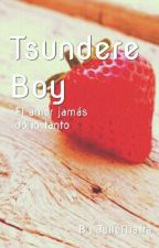 Tsundere Boy  by JulioMatta
