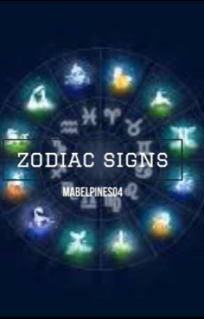 Zodiac signs by Mabelpines04