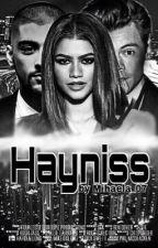 Hayniss  by Mihaela_07