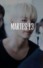 Martes 13 [Yoonmin] by MrShuga