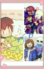 ask or dare Undertale au😛 by Inkysans3000
