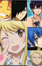 Lucy's Roommates (Lucy's Harem) by TraeBaeMusic