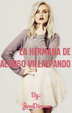 Hermana de Alonso villalpando( Jos y Tu) by JoceDirexer
