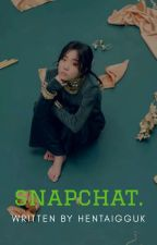 Snapchat Lovers |Vhope| by NSFWGGUK
