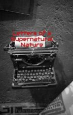 Letters of a Supernatural Nature by hannahlovestea