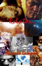 RELATOS by ricardolampert