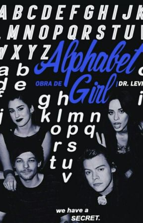 alphabet girl. ✐ camren ✎ by DRLevi