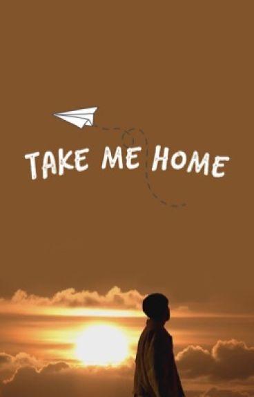 take me home || akashi seijuro